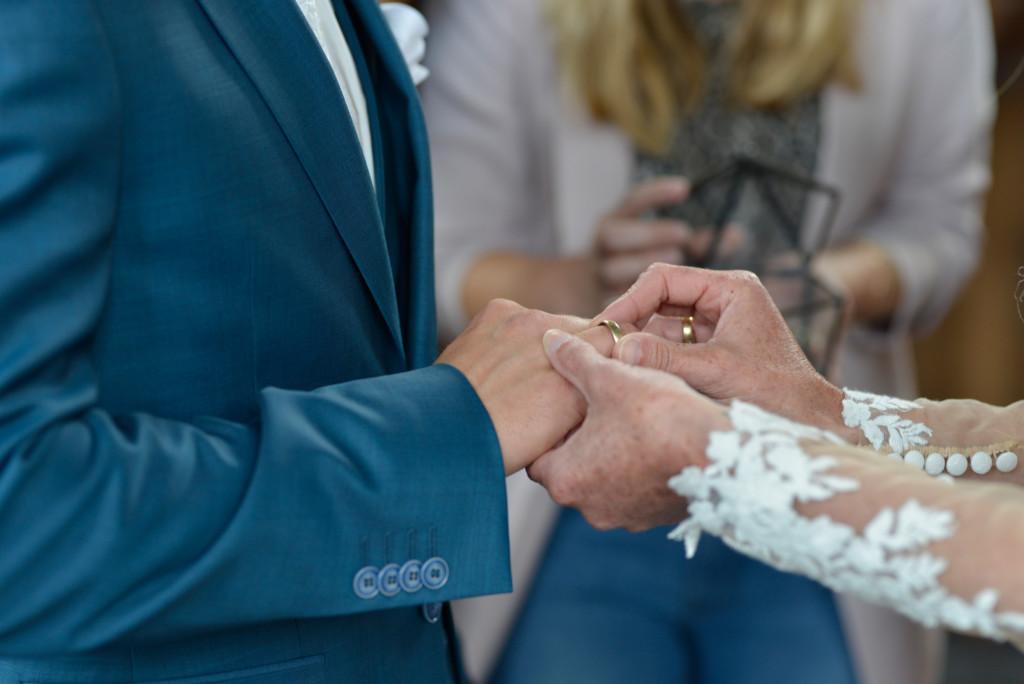 ringen geven