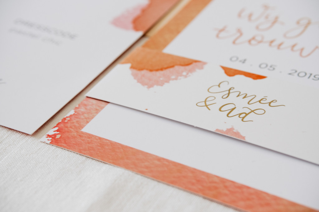 Wedding stationery 7