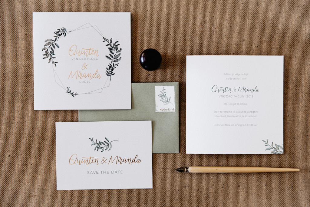 Wedding stationery 4