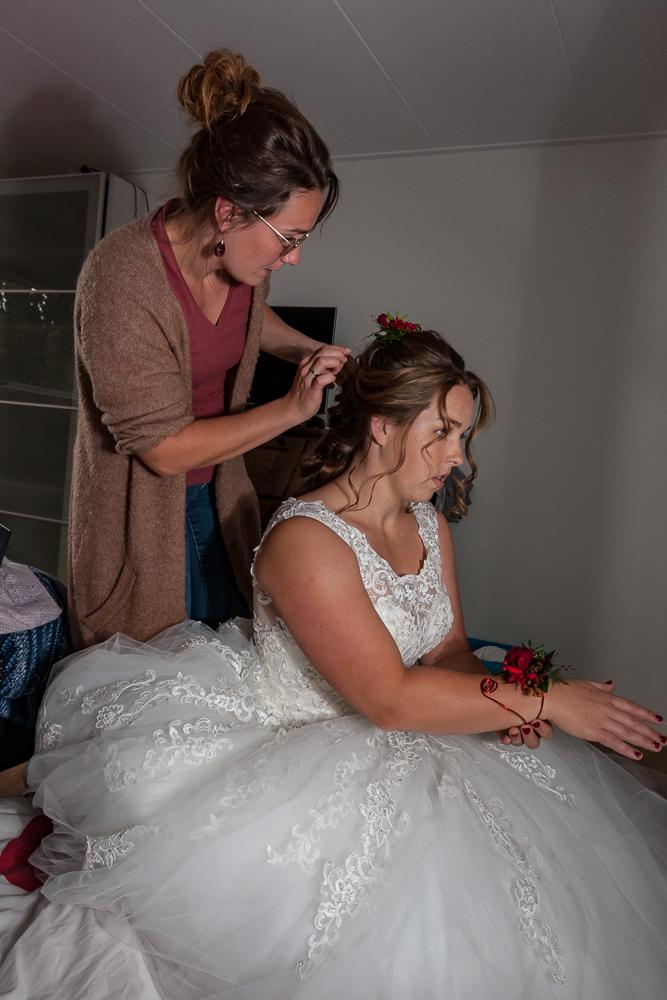 Deze lieve bruid