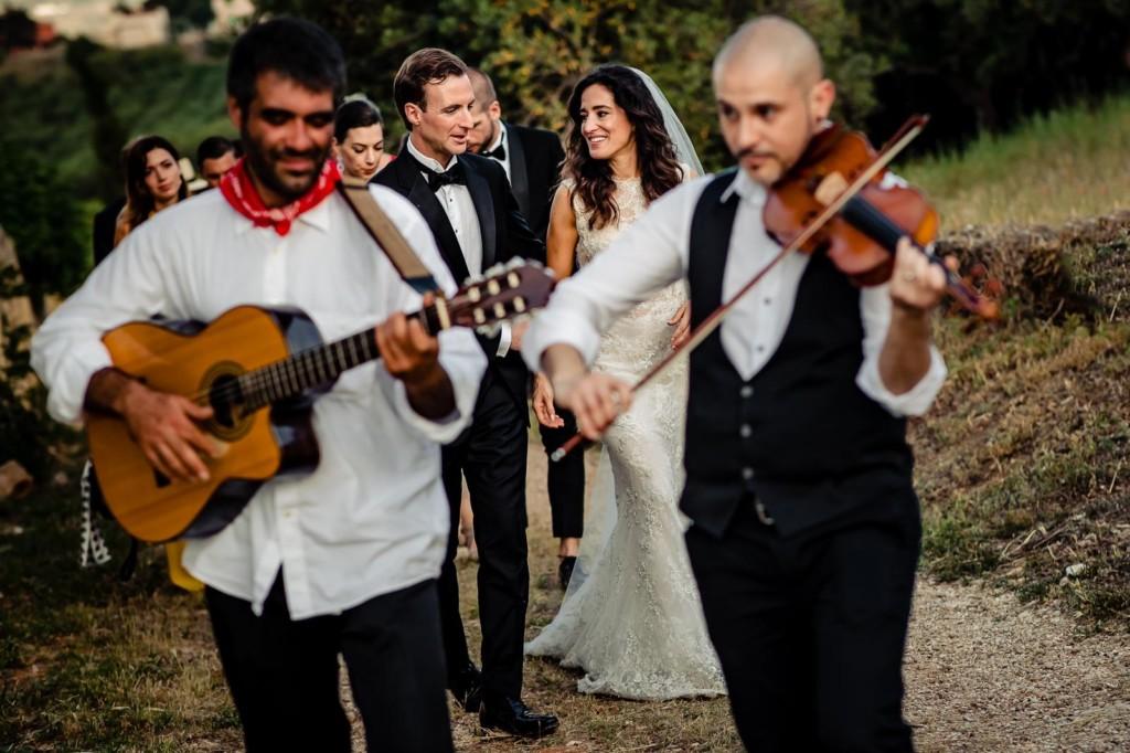 Siciliaanse bruiloft juni 2019