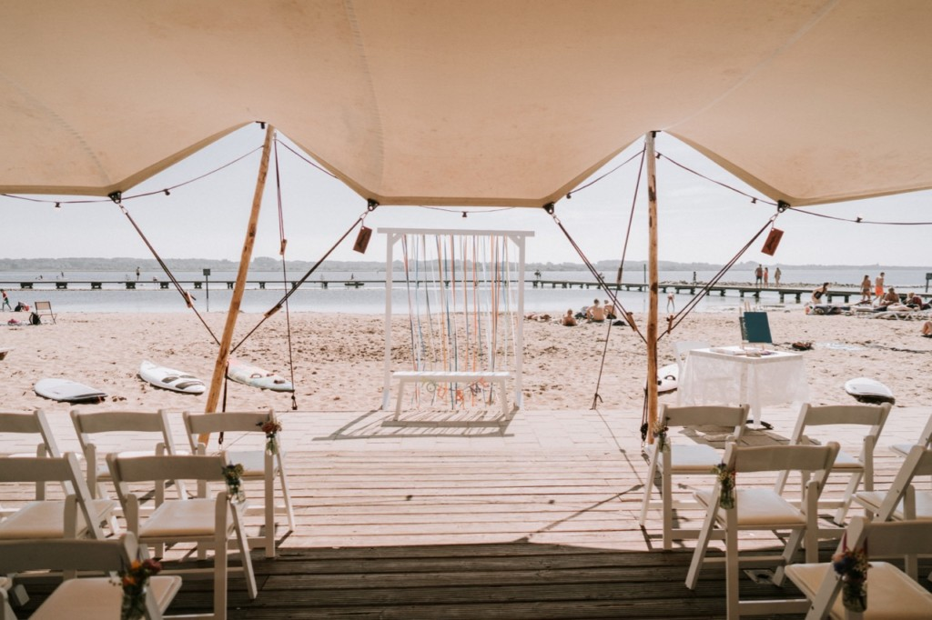 Beachwedding C&L augustus 2019