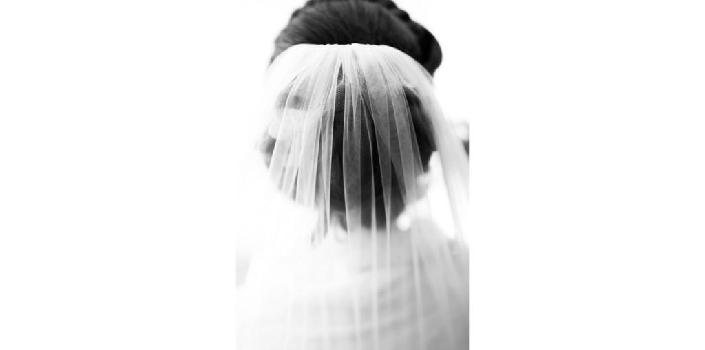 Trouwfotografie Eindhoven Waalre Sluier Detail I Shoot Weddings