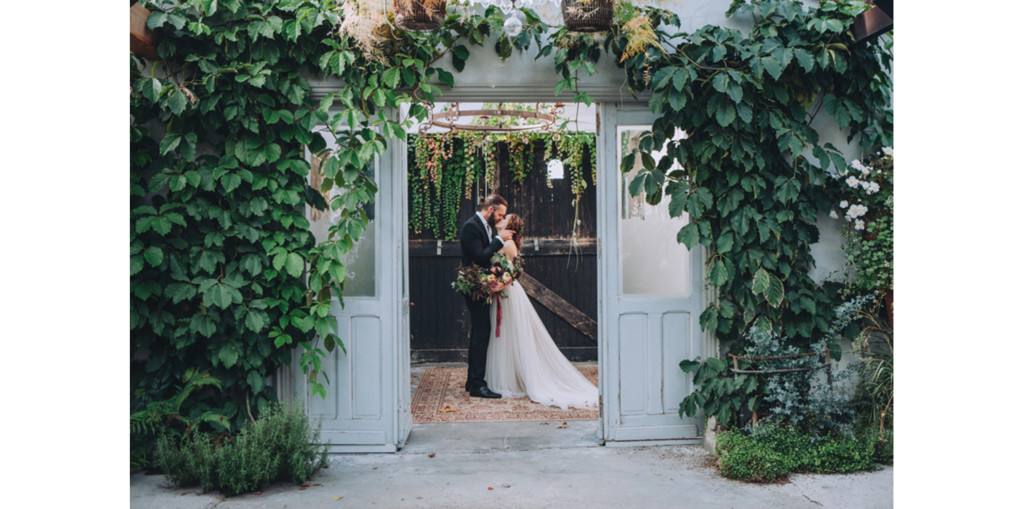 Botanische Bruiloft Trouwen in een Kas de Hazelhof Rijsbergen I Shoot Weddings