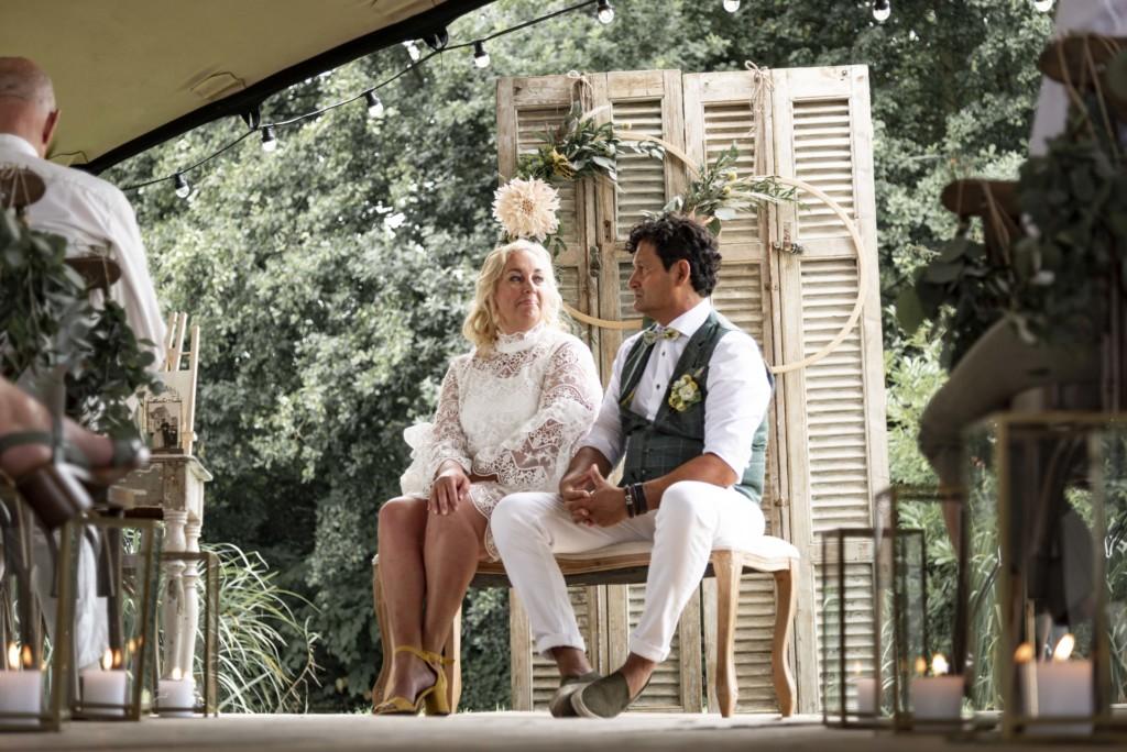 Italiaanse Bruiloft op Voorne Putten