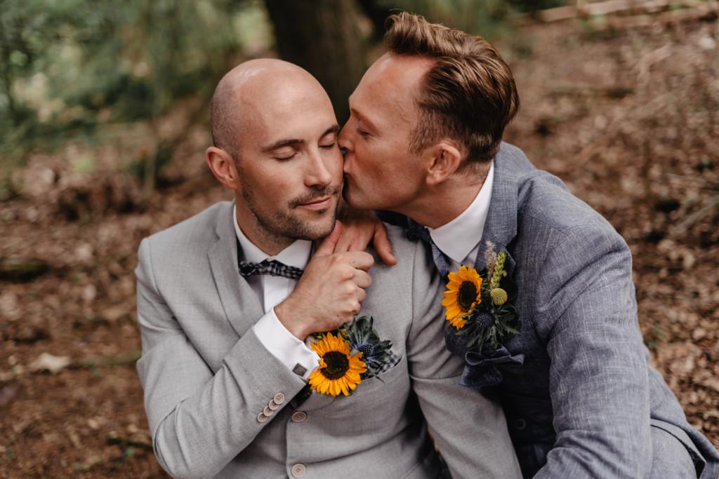 gay wedding/ uniue weddings
