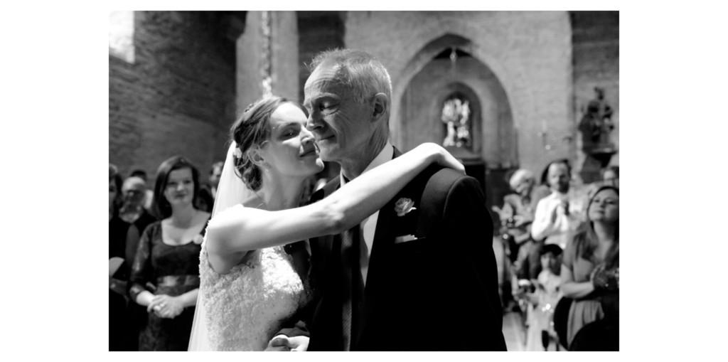 Trouwceremonie in de kerk Waalre Eindhoven bruiloft – Bruidsfotografie door I Shoot Weddings