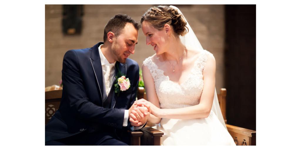 Trouwen in de Kerk van Waalre Bruiloft Eindhoven – Bruidsfotografie door I Shoot Weddings