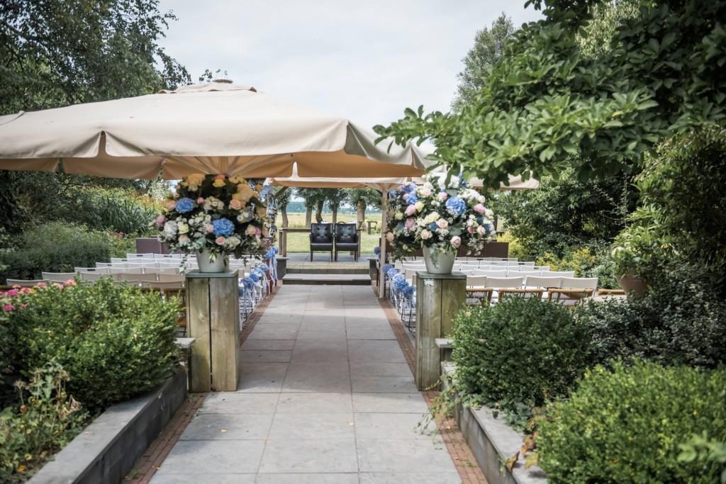 Brasserie Oostgaag trouwlocatie