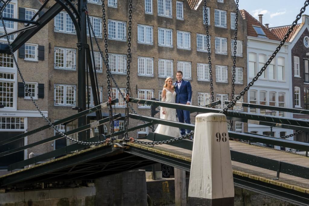 trouwlocatie Dordrecht brug