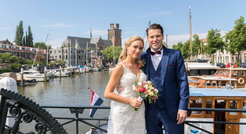 trouwlocatoe Dordrecht haven