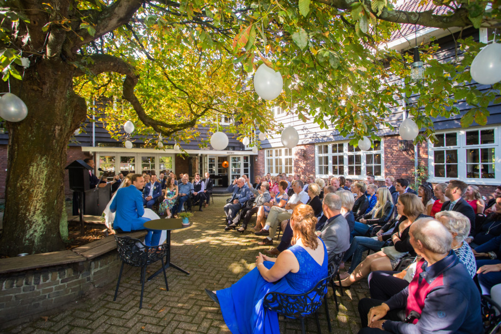 Huize Koningsbosch Buiten trouwen