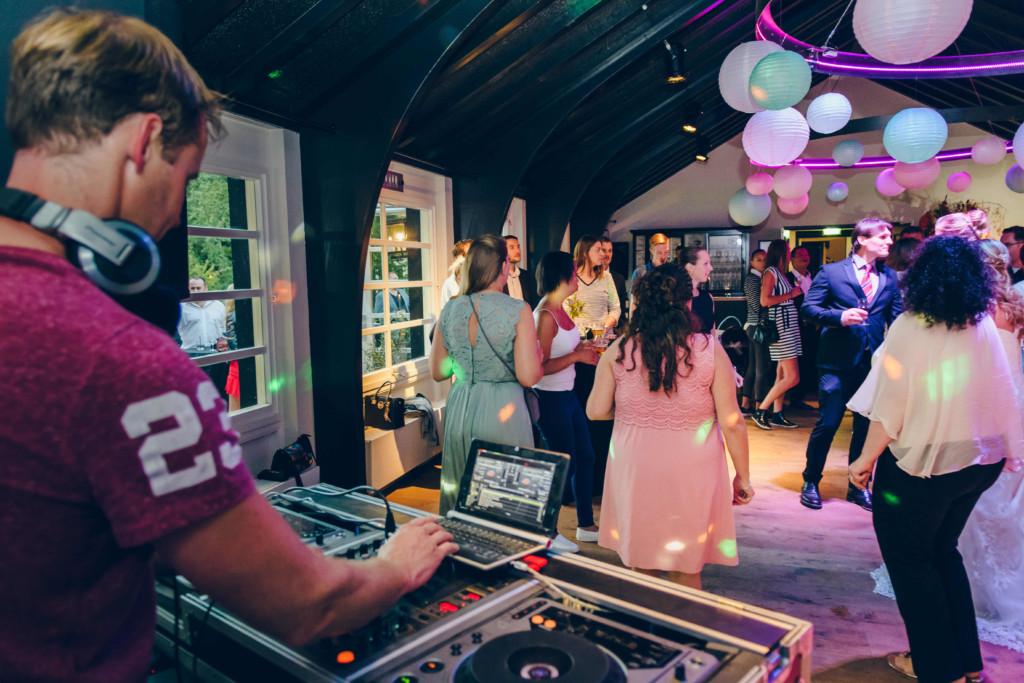 Huize Koningsbosch Feest met DJ