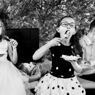 Kindren op je bruiloft