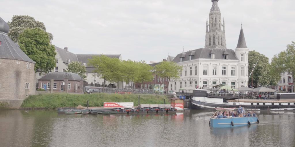 Boot in Breda