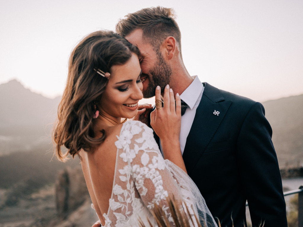 bruiloft Tenerife