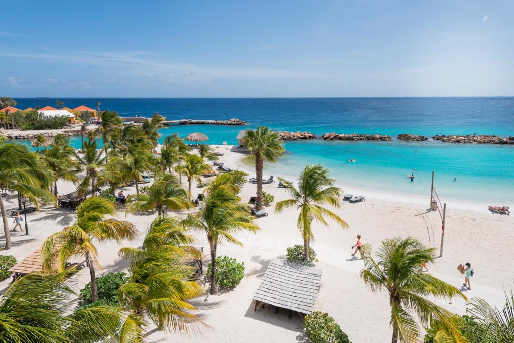 Wakker worden op Curaçao