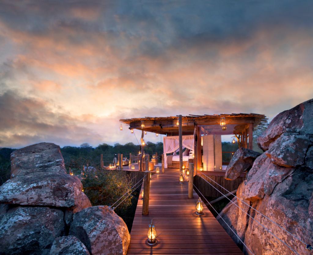 Lion Sands Sabi Sands Zuid-Afrika