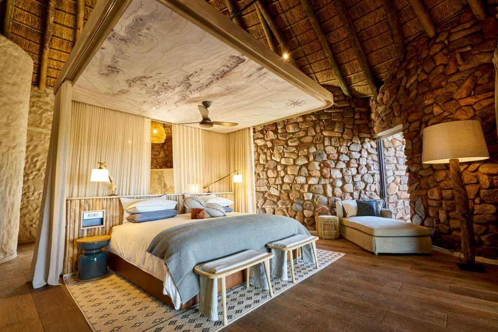 Tswalu bedroom