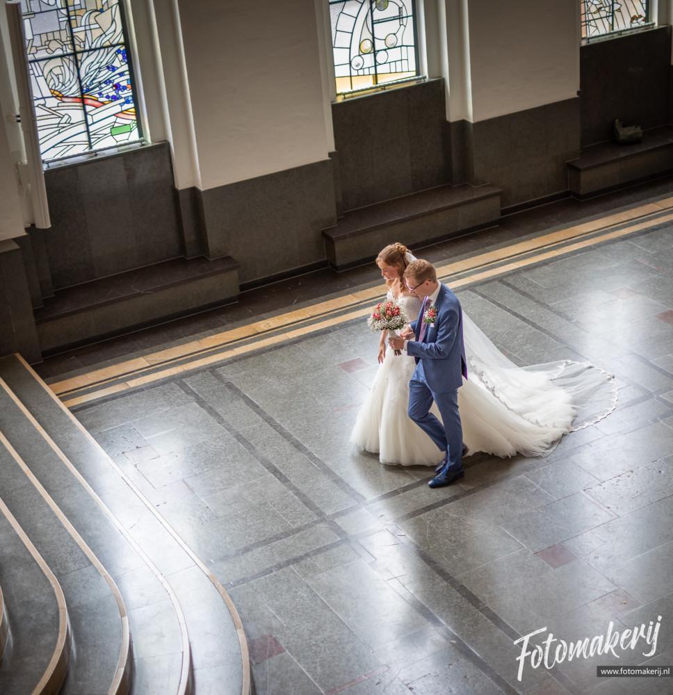 Fotomakerij Alkmaar – Trouwfotografie van jullie hele trouwdag.