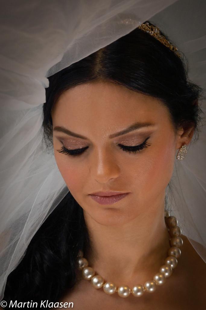 Tinted Beauty bruid oogschaduw