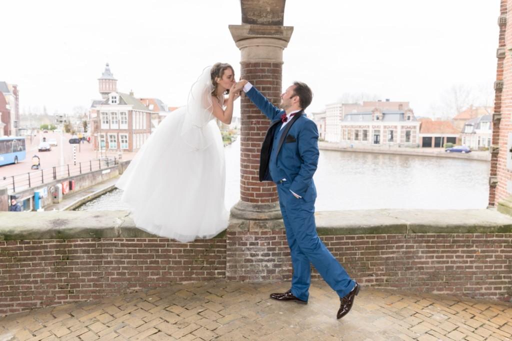 Bruiloft Marga en Willem