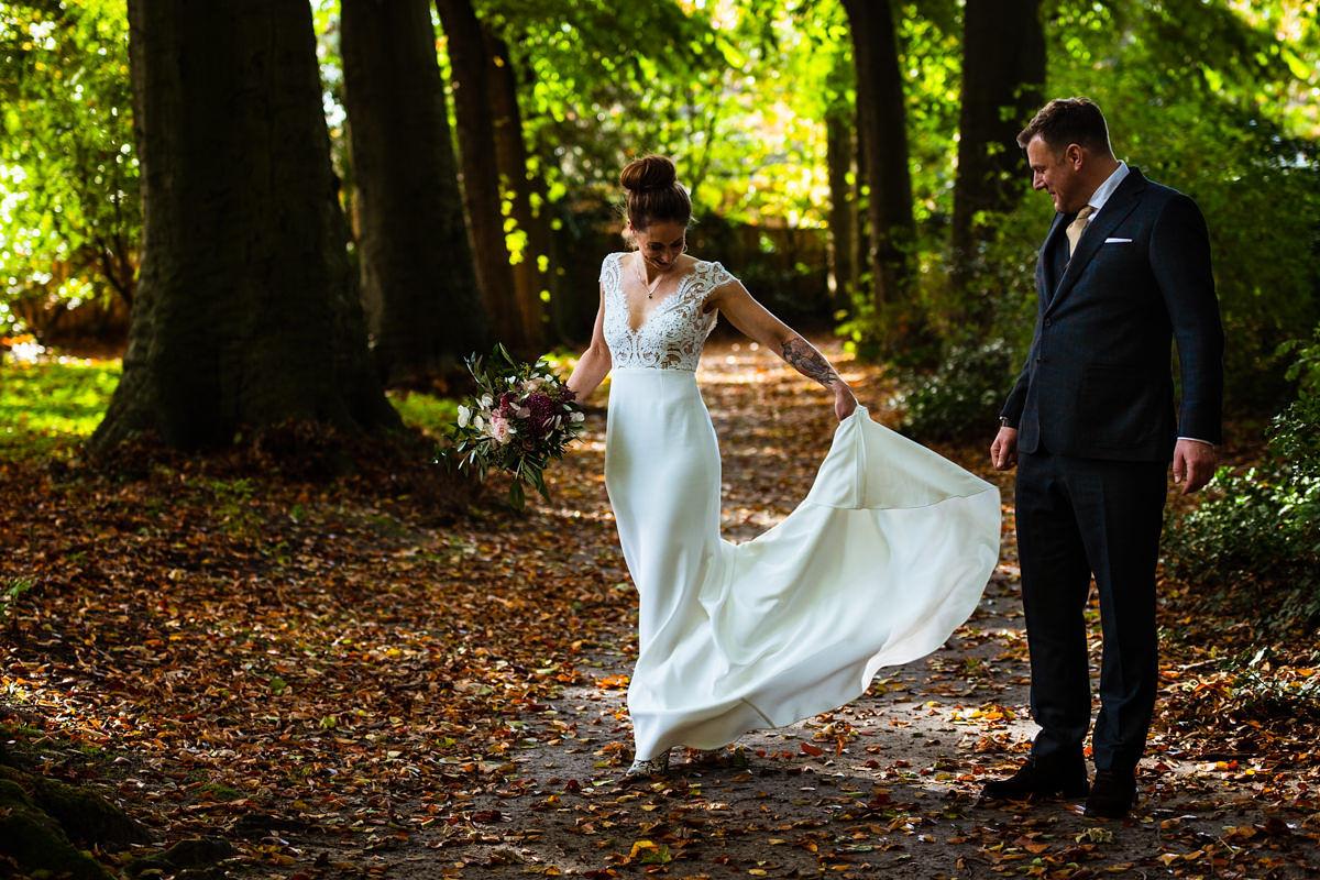 Bruiloft Natalie en Diewert
