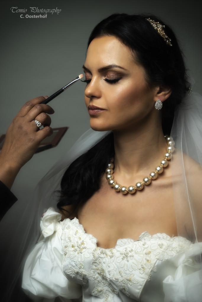 Tinted Beauty bruidsmake-up