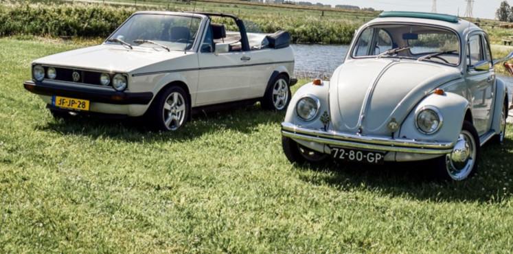 Vintagecars Wapenveld trouwvervoer