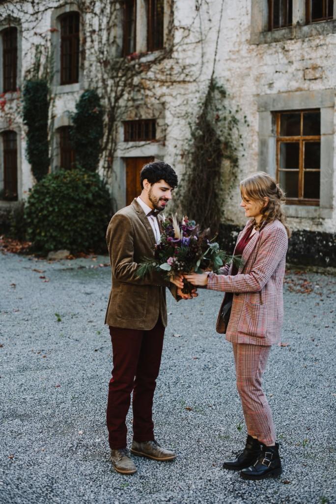 Ardennenbruiloft – ceremoniemeester